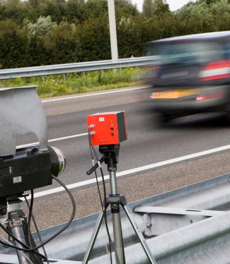 162 verkeersovertreders geflitst in Schijndel