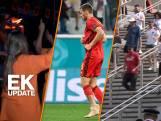 EK-update | Oranje viert feest, blessures bij België & toeschouwer zwaargewond