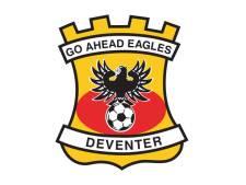Jeugd GA Eagles oefent tegen Wolverhampton