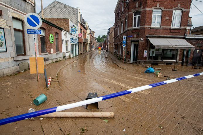 Inondations à Namur