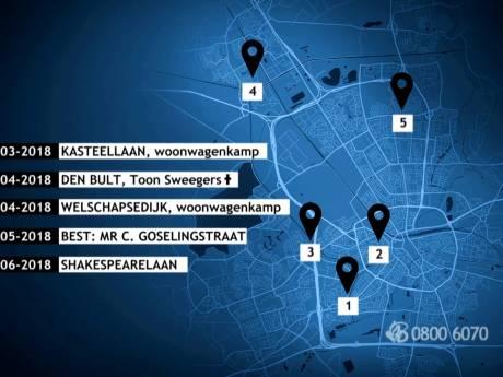 Drugsconflict leidde mogelijk tot moord op Toon Sweegers en vier schietpartijen rond Eindhoven