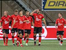 Eindelijk raak voor Helmond Sport: captain Van der Meer zorgt tegen Jong PSV voor opluchting