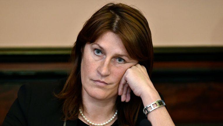 Minister van Mobiliteit Jacqueline Galant heeft het zwaar de laatste dagen.