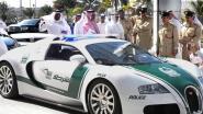 407 km/u: politie Dubai breekt wereldrecord met snelste politiewagen ooit