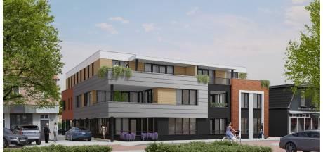 Haase Bouw bouwt zes luxe appartementen op plek van 'rotte kies' in Nijverdal:  Plan Eertink wordt De Markenrigter