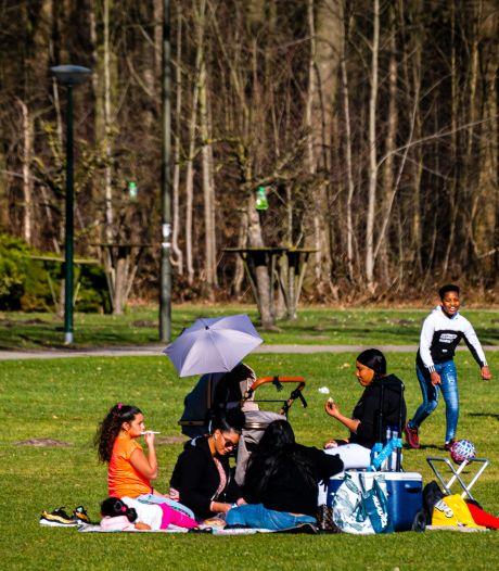 Ook vandaag warmterecord, Eindhoven het warmst met 19,6 graden