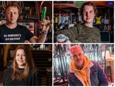 Ondernemers houden horeca met kunst- en vliegwerk overeind: 'Overleven is voor nu goed genoeg'