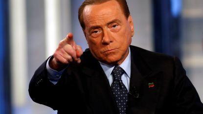 "Berlusconi: ""Alle illegale immigranten in Italië zijn misdadigers"""