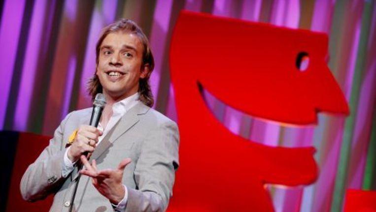 Comedy Live is een initiatief van cabaretier Jan Jaap van der Wal. ANP Kippa Beeld