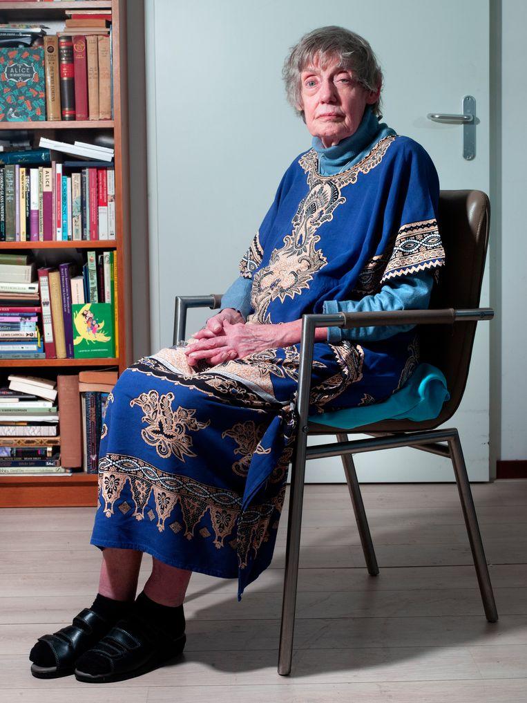 Auteur Tonke Dragt. Haar 'De torens van februari' was het eerste boek dat ik niet begreep, schrijft Grunberg. Beeld Eva Roefs