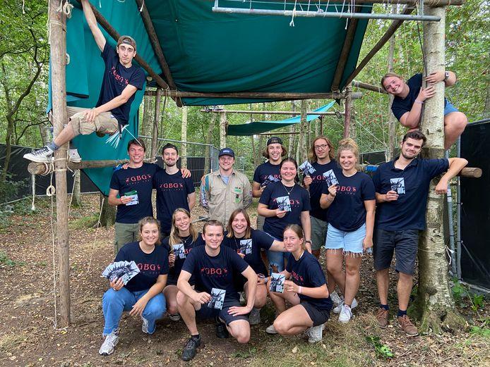 De Scouts van Halle-Zoersel kijkt alvast uit naar Het Grote Bosgebeuren aankomende zaterdag