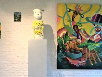 Twee expo's in Verduyn Gallery: internationale groepstentoonstelling en Julien Delagrange solo