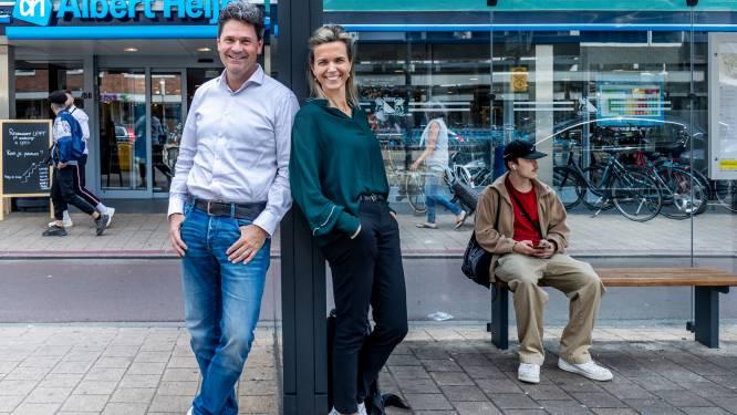 Arjan en Jolanda begonnen restaurant boven supermarkt: met eten dat overblijft, maken zij maaltijden