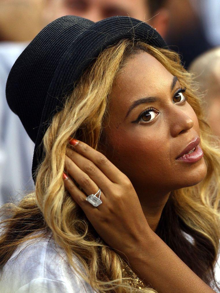 Subtiel Beyoncé!