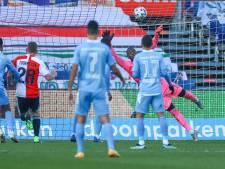 PSV krijgt van Feyenoord nieuwe dreun in topwedstrijd