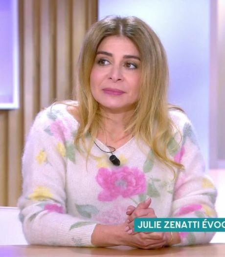 """Julie Zenatti agressée dans son enfance: """"J'ai grandi avec une espèce de honte"""""""