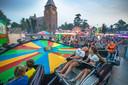 De ervaringen opgedaan tijdens de kermis in Volkel wil de gemeente gebruiken voor de Mega Kermis Uden.