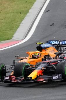 Buitenlandse media over bizarre race: 'Verstappen sleepte kapotte auto meer dan goed over het circuit'