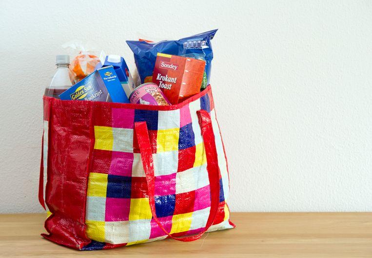 De 'boodschappenaffaire' in Wijdemeren maakte eind vorig jaar veel los. Beeld ANP Photo Xtra