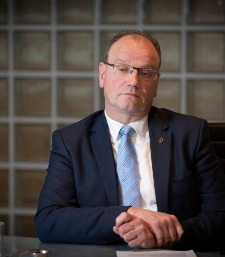 Onderwereld grijpt kans nu woningmarkt op kookpunt is, Apeldoornse burgemeester Heerts is alert