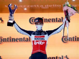 Beloning voor het harde werk: De Gendt krijgt prijs voor superstrijdlust in Giro