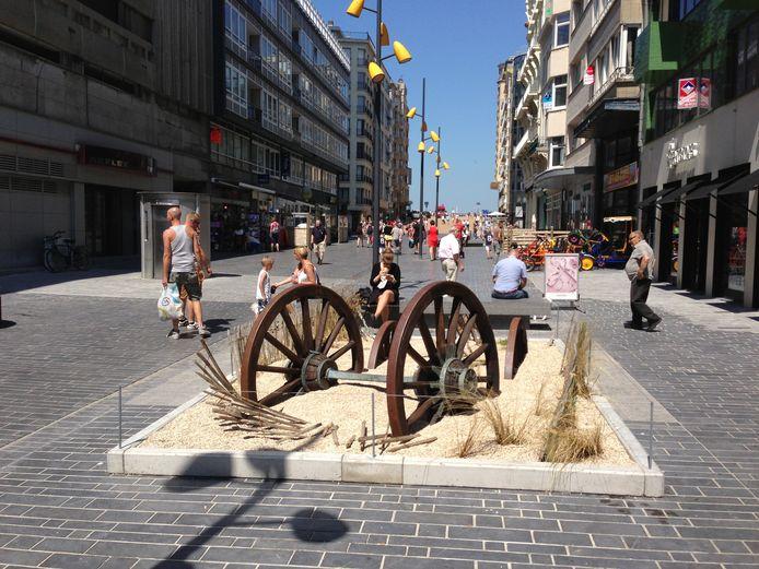 Het stadscentrum wordt zondag volledig autovrij gemaakt.