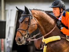 Springruiter Greve maakt indruk in winnende landenwedstrijd CHIO Rotterdam