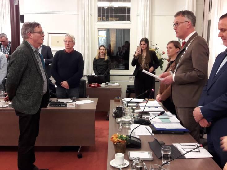 Joop van Hezik is terug in de gemeentepolitiek van Oisterwijk