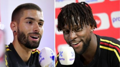 VIDEO. Carrasco en Origi: nu bij Duivels, straks een transfer?