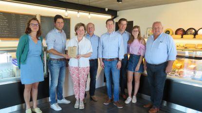 HIB-label voor kaasboerderij 't Groendal die vandaag nieuwe winkel opent