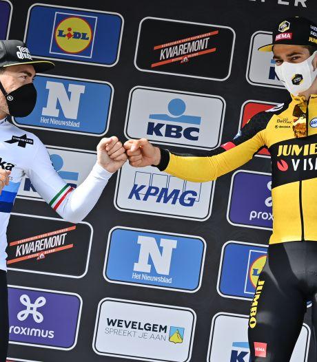 Week voor Ronde van Vlaanderen is angst voor corona terug in peloton