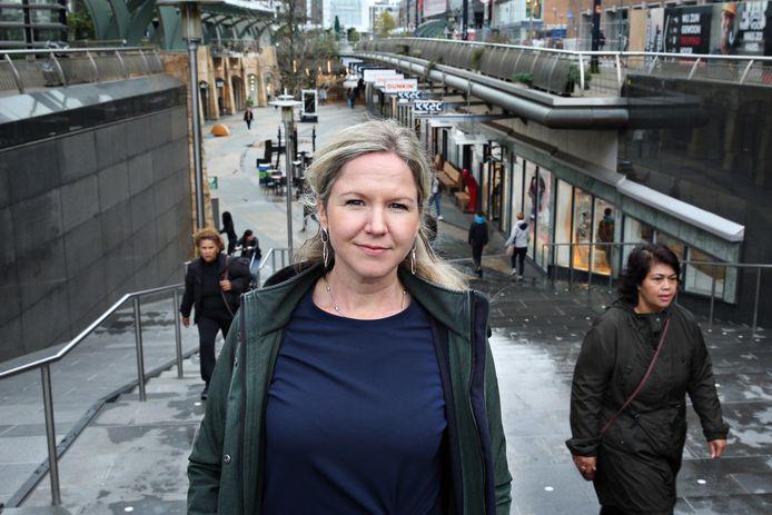 Dominique van Elsacker, directeur van Urban Department Store.