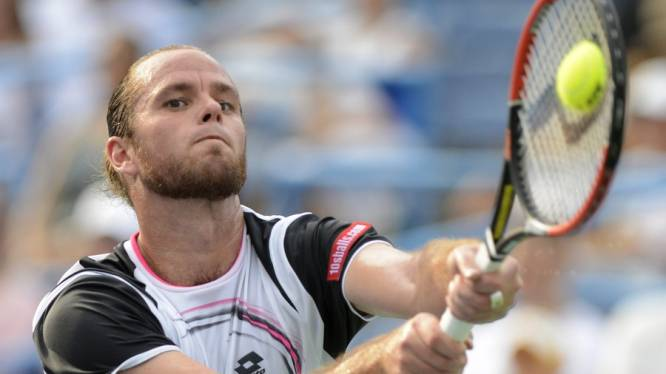 Xavier Malisse éliminé en quart de finale à Washington
