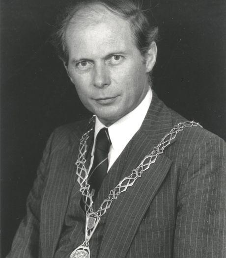 Oud-burgemeester van Apeldoorn Pieter Beelaerts van Blokland overleden