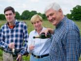 """Chardonnay Meerdael staat al jaren aan de schuimwijntop: """"De Vlaming is heel streng voor Belgische bubbels"""""""