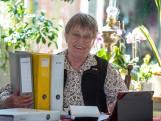 Rina Gelten uit Steenbergen loopt niet te koop met lintje: 'Het geeft een goed gevoel wat terug te doen'