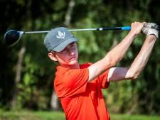 Hengeloër Joris Spanjer (19) gaat golfdroom achterna in Texas: 'Niet makkelijkste, maar wel de beste weg'