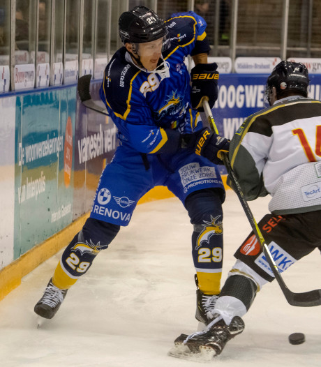 Trappers na stroeve start ruim langs Black Dragons Erfurt