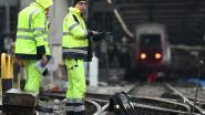 Opnieuw hinder op spoor door werken in Brussel-Zuid