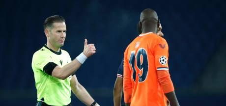 Topper voor arbiter Makkelie in Champions League