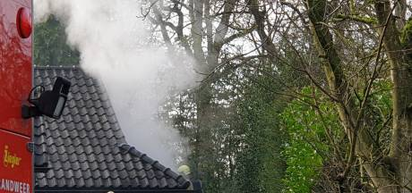 Woningbrand in Enschede onder controle