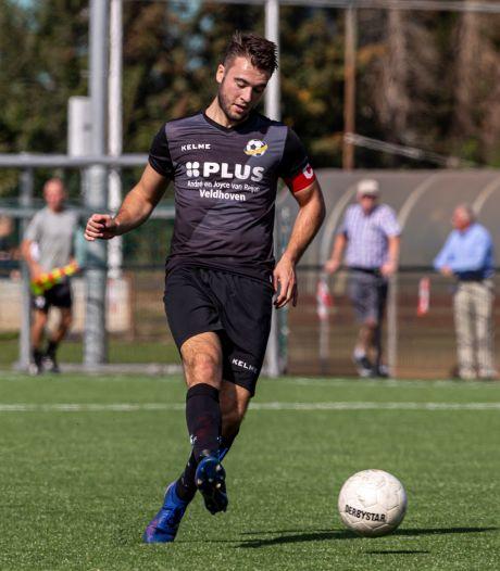 Luc Segers van RKVVO zoekt het hogerop bij Geldrop: 'de perfecte club voor mij'