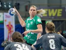 Handbalster Schoenaker komt na zes jaar nog niet naar huis, ze tekent bij Bensheim/Auerbach