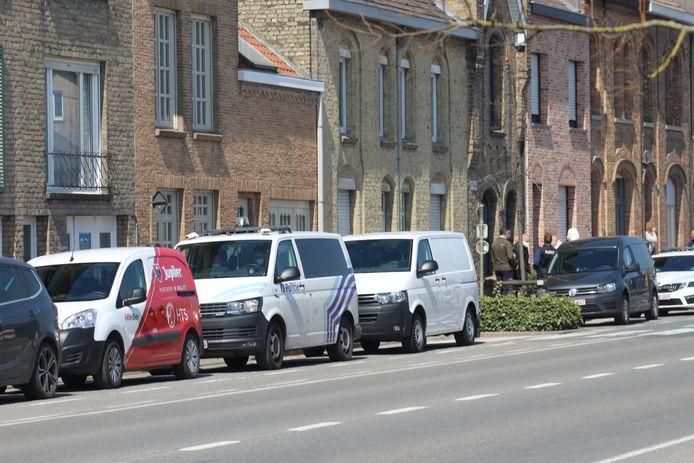 De politie is bezig met een onderzoek naar aanleiding van het overlijden van een 34-jarige man in Diksmuide.