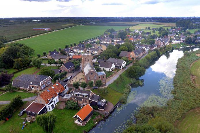 Acquoy; een van de dorpse parels in Rivierenland