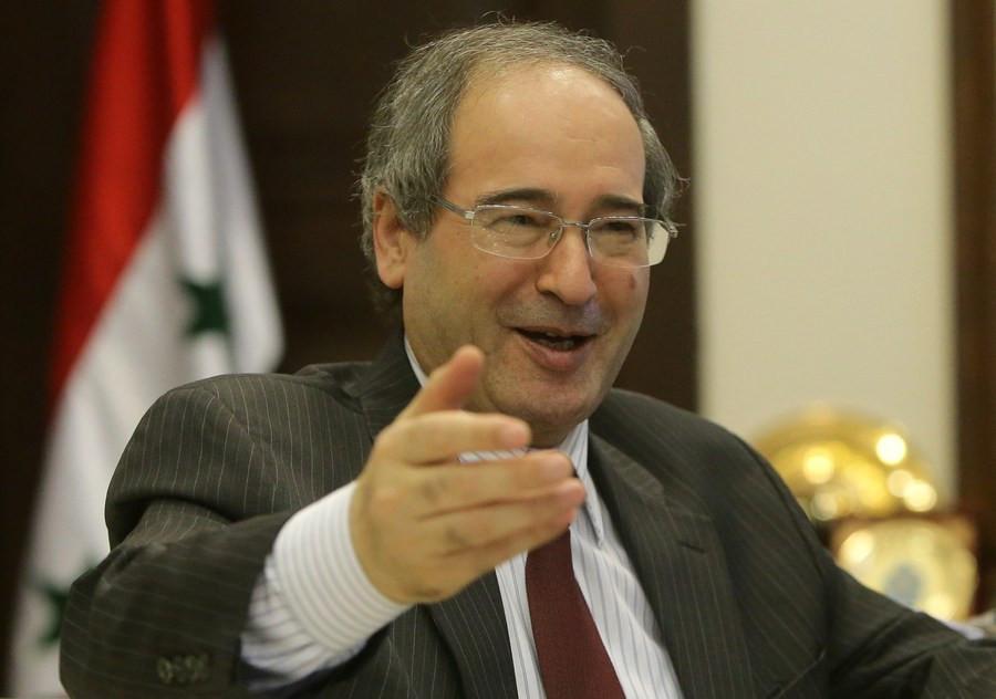 Fayçal Moqdad.