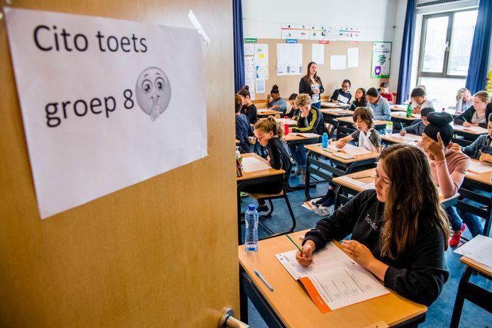 Komende week nemen scholen weer de Cito-toets af. Die is een belangrijk onderdeel van het schooladvies aan het einde van de basisschool.