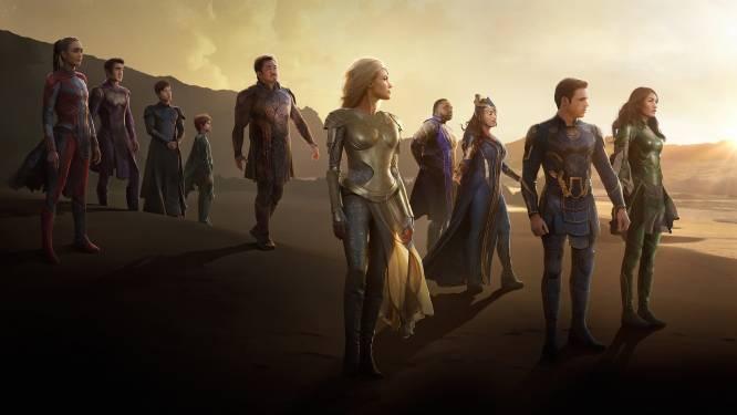 'Eternals' scoort in voorverkoop: Marvelfilm verslaat nu al zijn recente voorgangers
