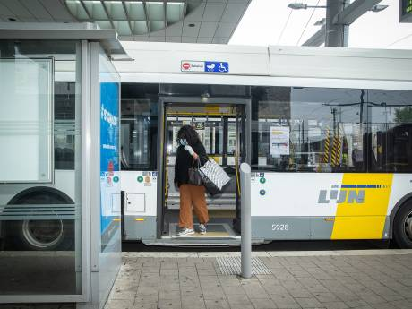 Ook bussen gaan weer de grens over, maar voorlopig niet naar Gent