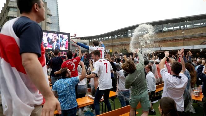 Engelse pubs verwachten 13 miljoen pinten te tappen op dag van EK-finale
